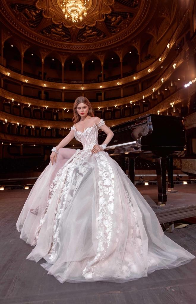 Galia Lava Spring 2020 Bridal