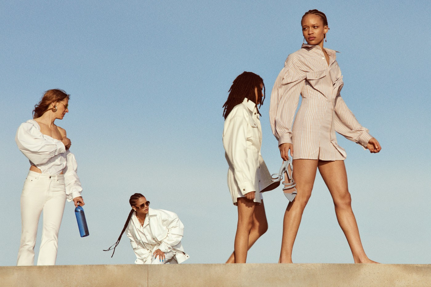 first Fenty fashion collection