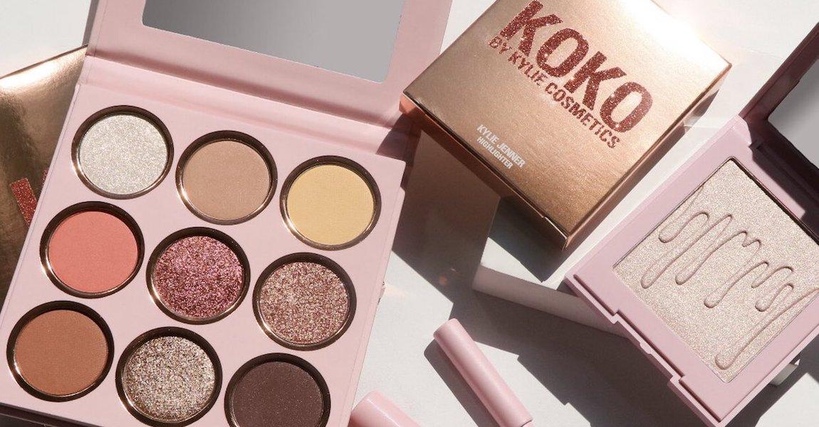 Koko by Kylie Cosmetics round 3