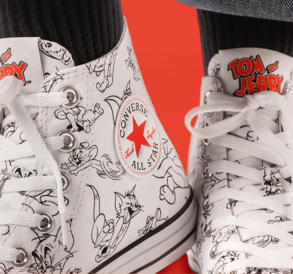 Converse Tom & Jerry