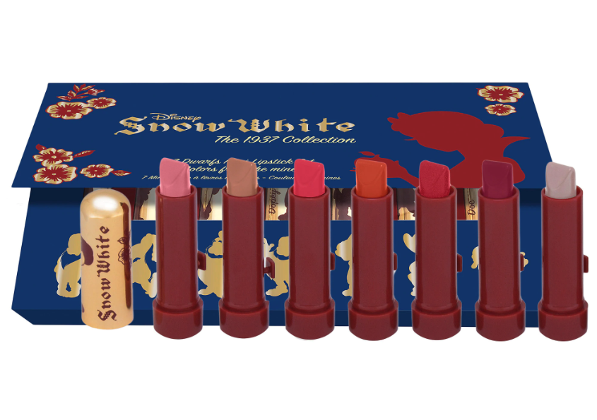 Disney-themed lipsticks
