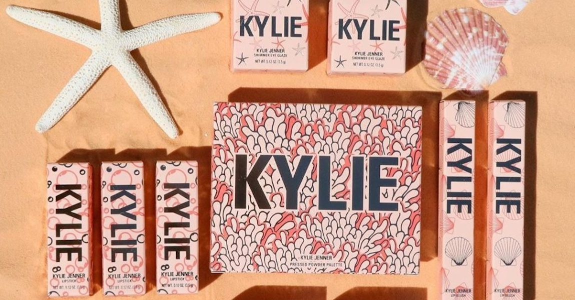 Kylie Cosmetics Under the Sea