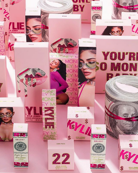 Kylie Cosmetics 2019 Birthday Collection