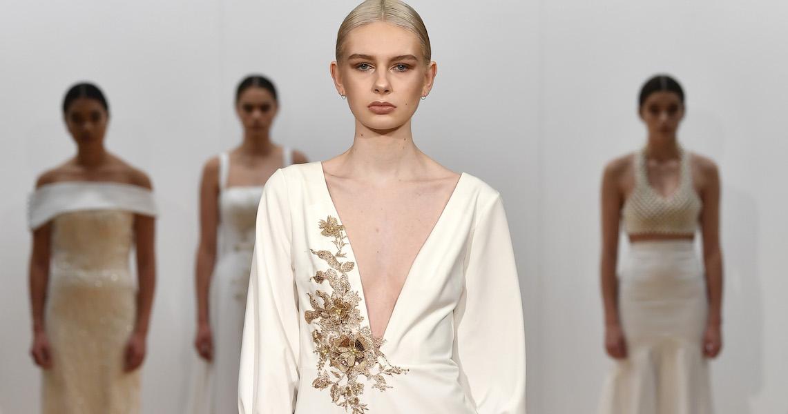 Ivory and Stone Bridal