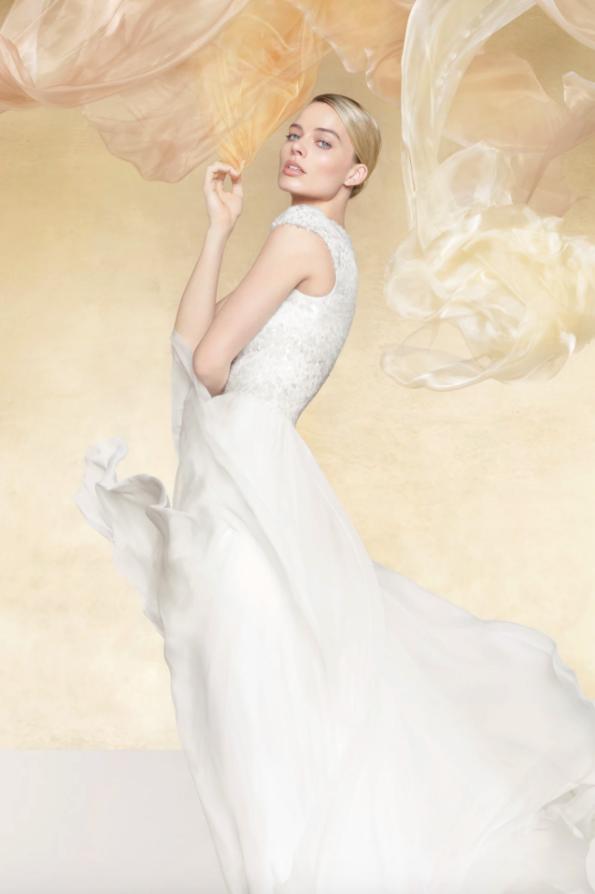 Chanel Gabrielle Essence Margot Robbie