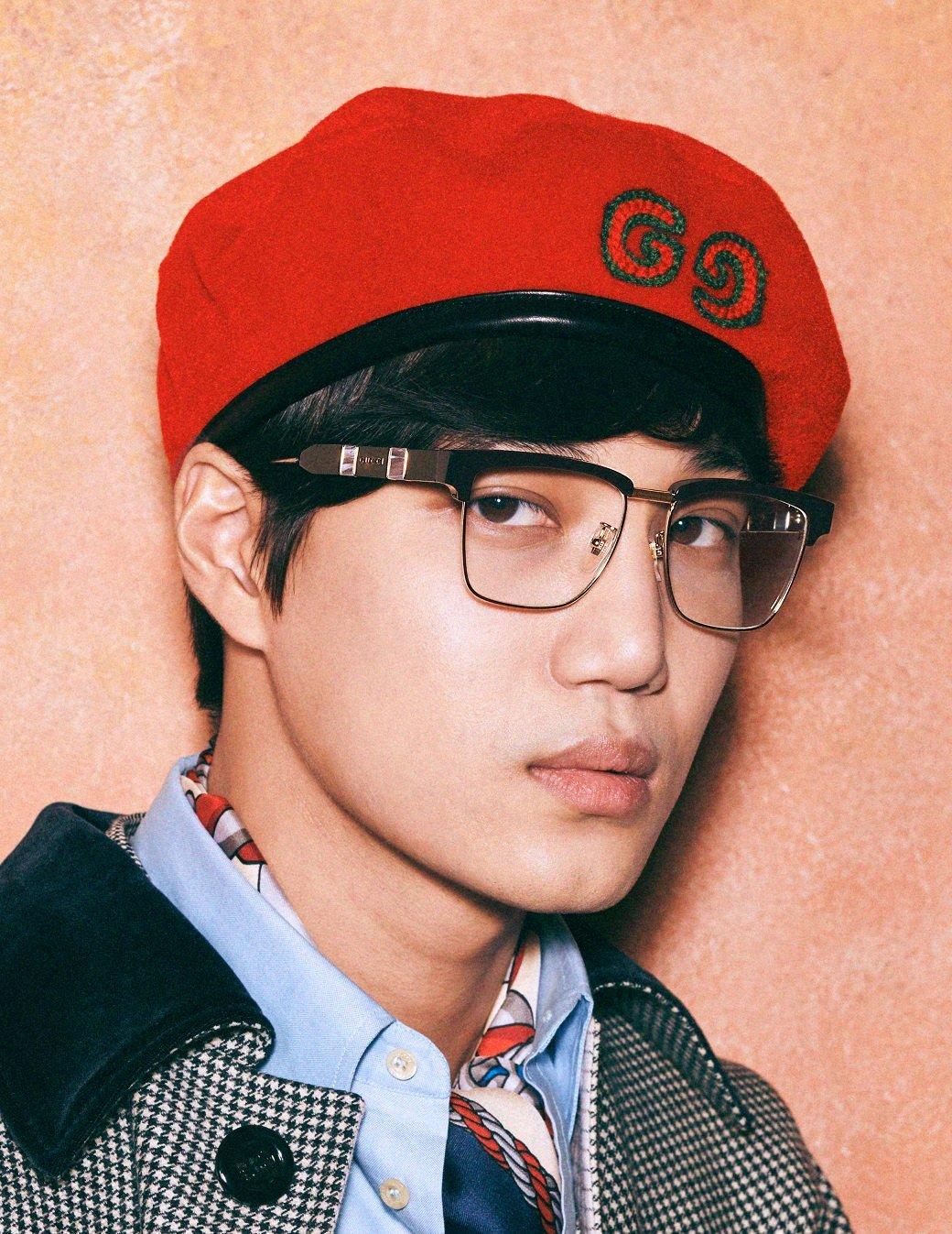 EXO Kai Gucci