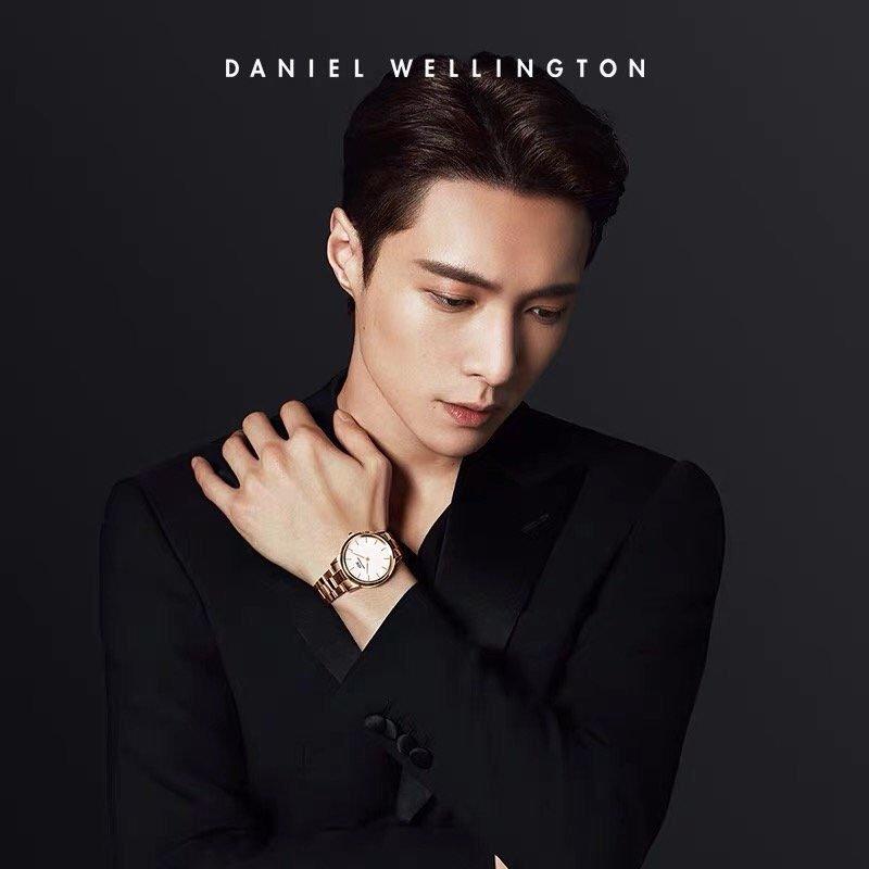 Daniel Wellington Lay Zhang