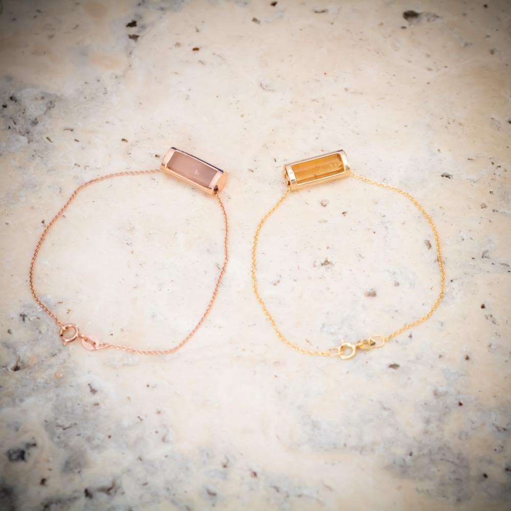 Congés Fine Jewelry Rose Bracelet