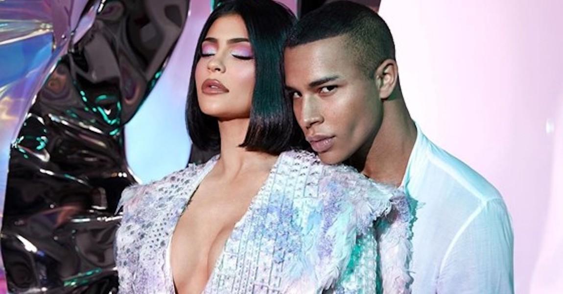 Kylie Cosmetics Balmain