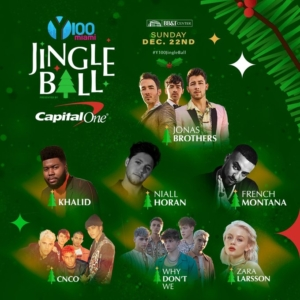 Y100 Jingle Ball 2019 Miami