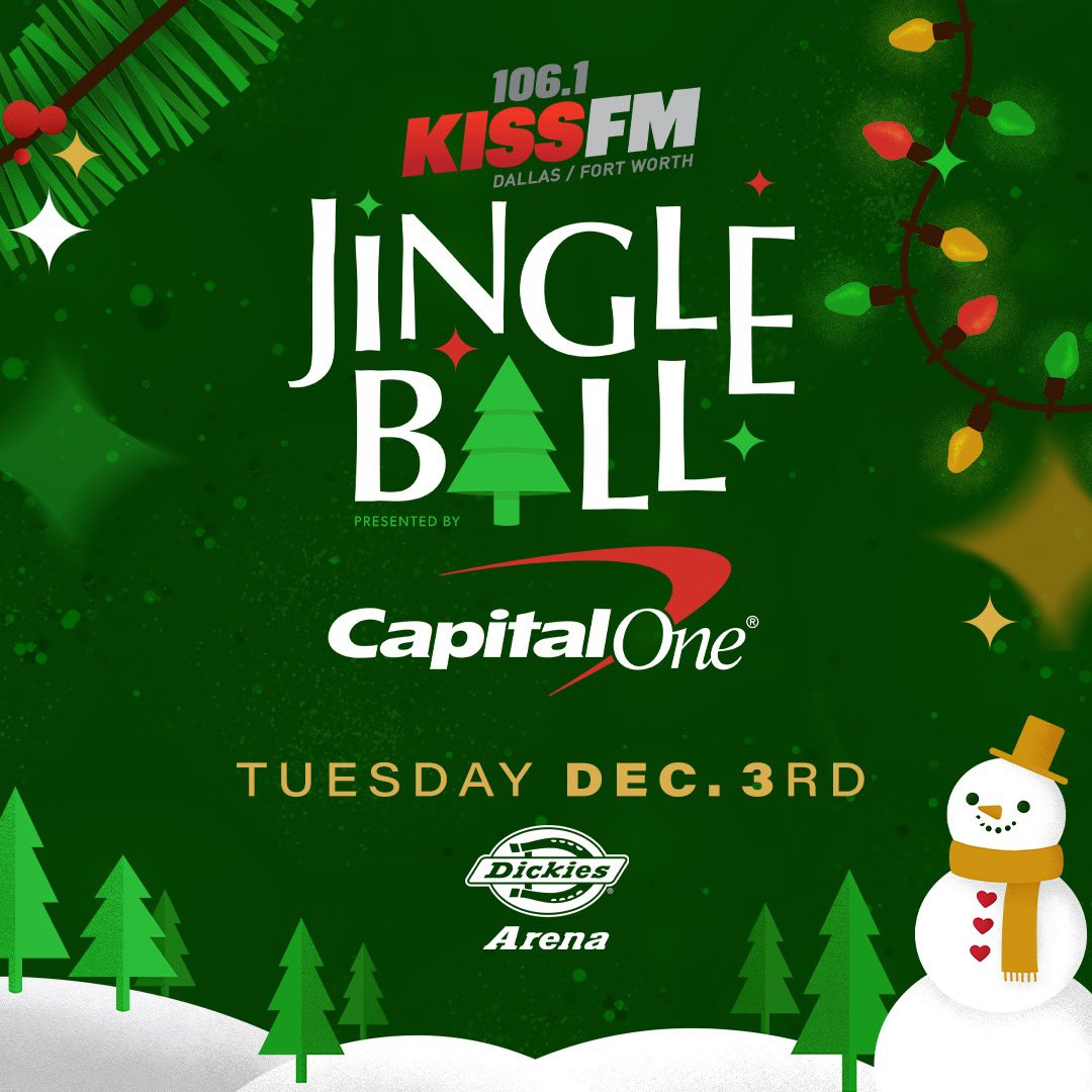 KISS Jingle Ball 2019