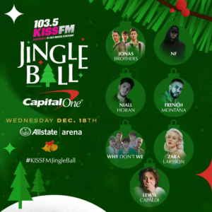 103.5 KISS FM Jingle Ball 2019