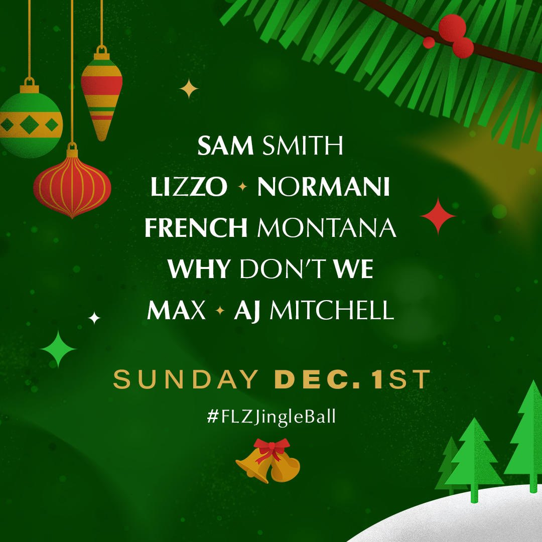 FLZ Jingle Ball 2019