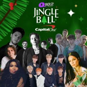 Q102 Philly Jingle Ball 2019