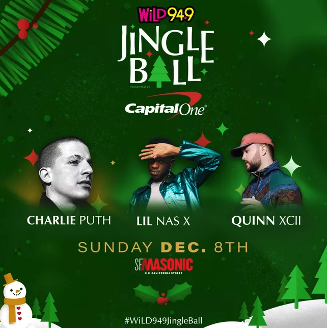 Jingle Ball 2019 San Francisco