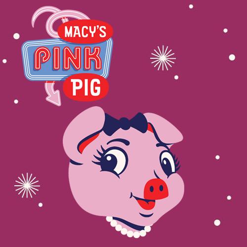 Macy's Pink Pig 2019