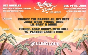 Rolling Loud Los Angeles 2019