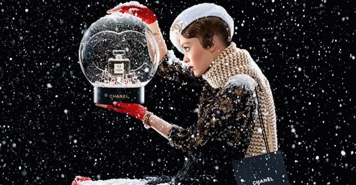 Chanel Holiday 2019 campaign