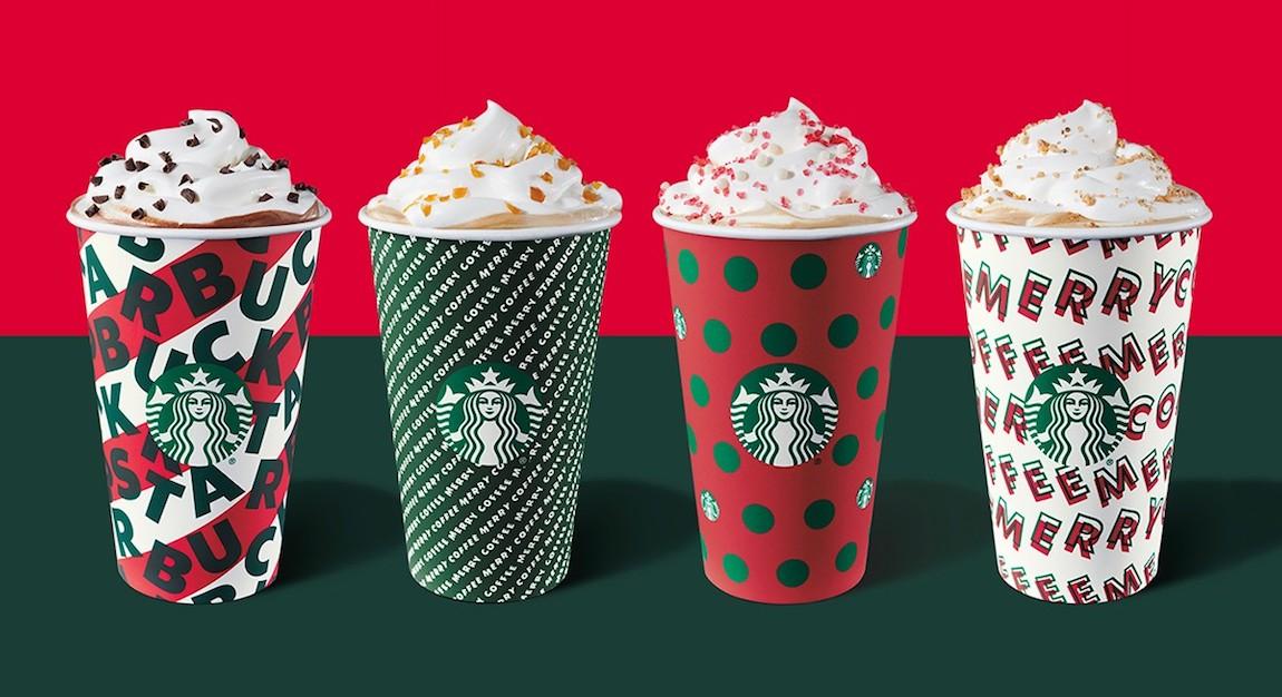 Starbucks Holiday 2019