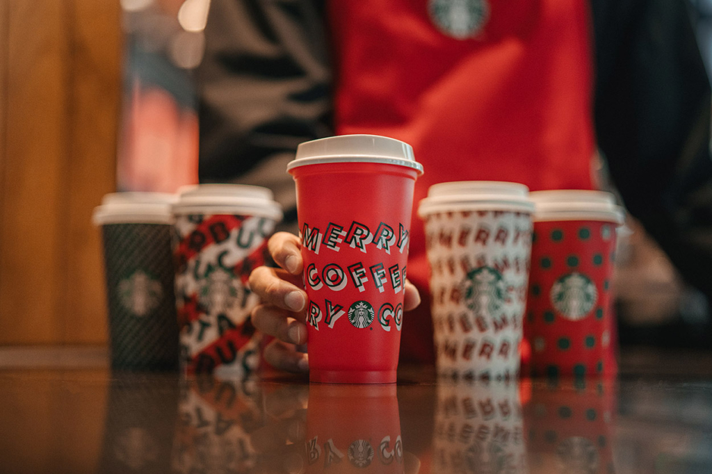 Starbucks Holiday 2019
