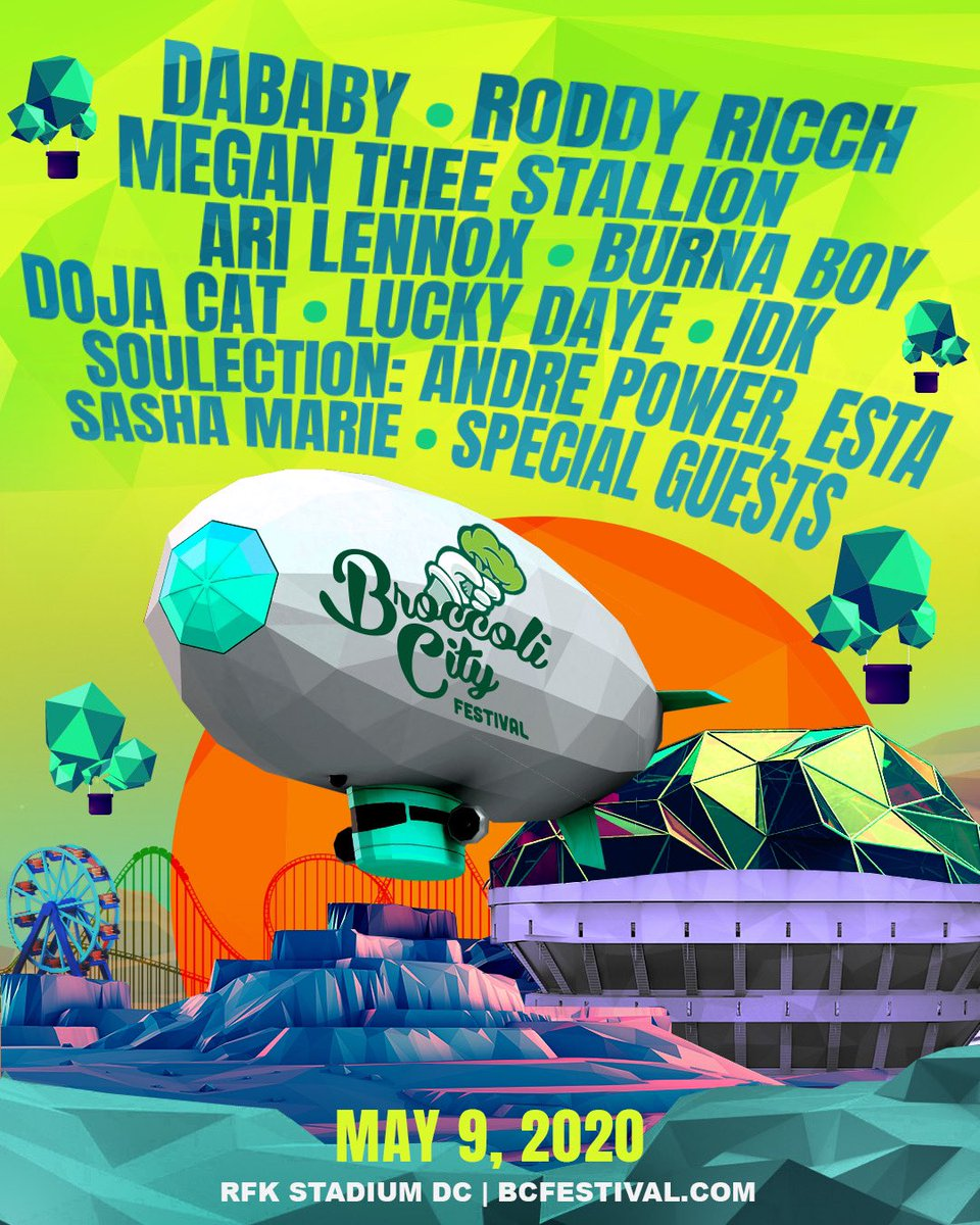 Broccoli City Fest