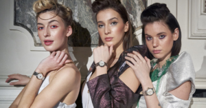 Maurice Lacroix Watches at Paris Fashion Week