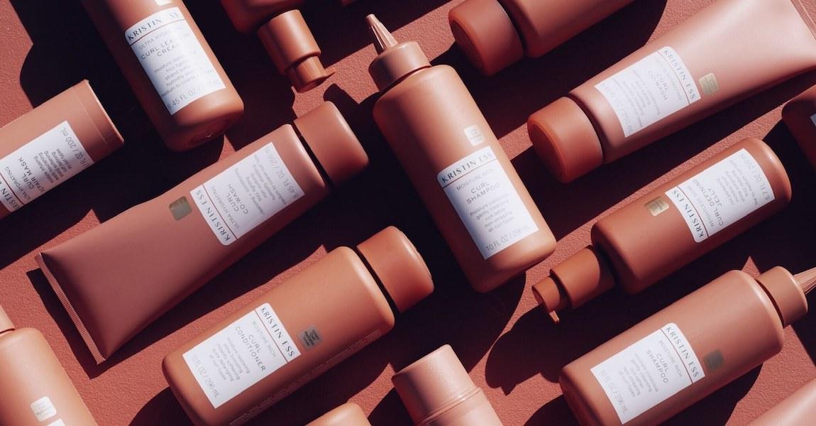 Kristin Ess Curl Hair Products