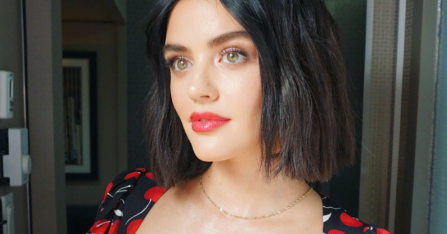 Almay Lucy Hale