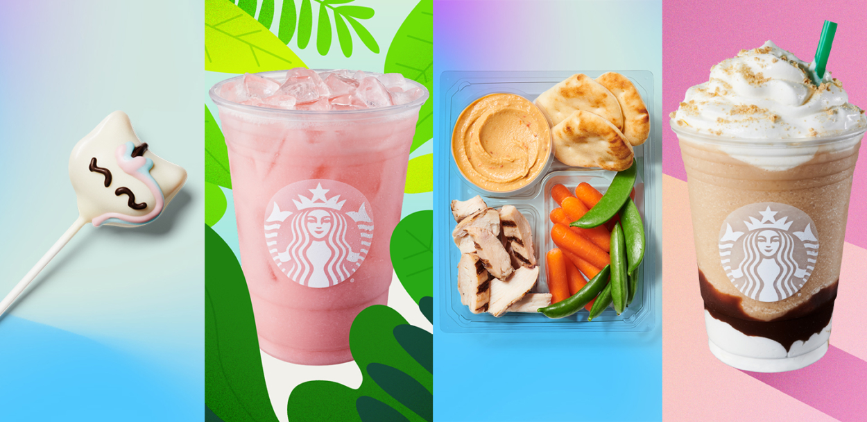 Starbucks Summer 2020