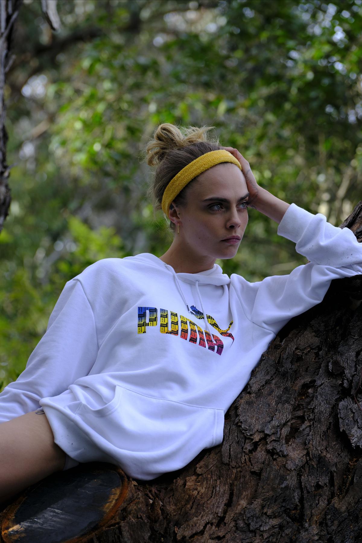 Cara Delevingne Puma Pride 2020