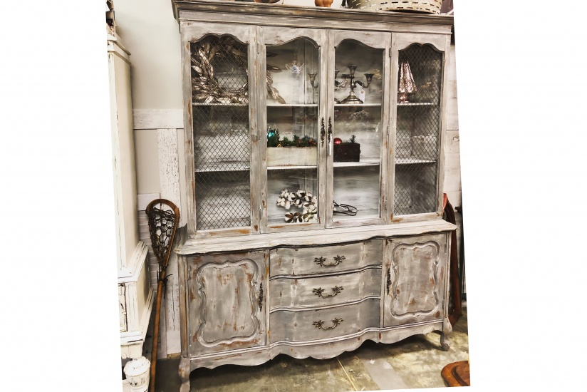 home hutch french best country pamdesigns pinterest images etsy dining ideas su display cupboard redo hanging di lavanttehome furnish cabinet china on