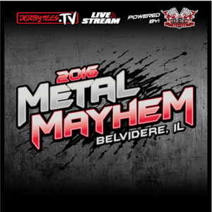 2016 Metal Mayhem - Day 1