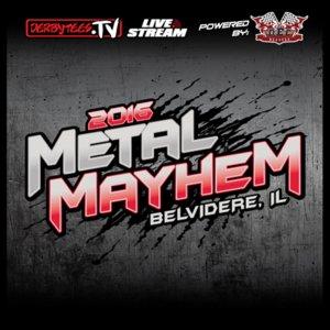 2016 Metal Mayhem - Day 2
