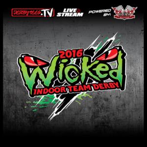 2016 Wicked Indoor Team Derby - Night 1