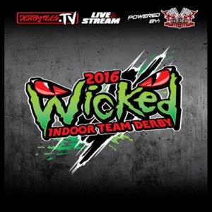 2016 Wicked Indoor Team Derby - Night 2