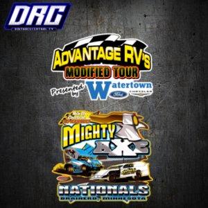 North Central Speedway 8/30/14 Advantage RV Mod Tour Feature
