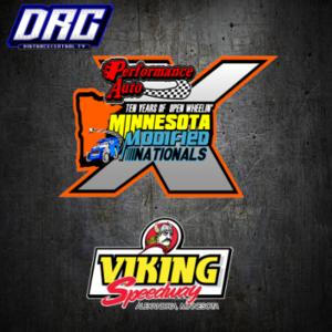 Viking Speedway 7/6/14 Minnesota Mod Nationals Feature