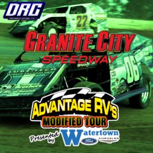 Advantage RV's Mod Tour Round #7 Granite City Speedway