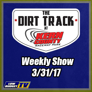 The Dirt Track at KCRP 3-31-17 REPLAY