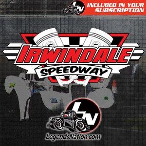 Irwindale Speedway Legend Racing