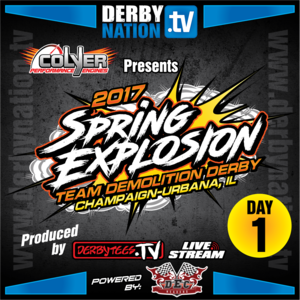 2017 Spring Explosion Team Derby - Day 1 - Replay