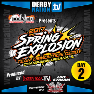 2017 Spring Explosion Team Derby - Day 2 - Replay