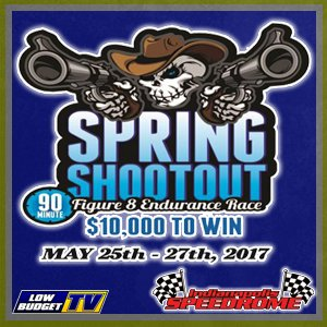 REPLAY: 2017 Spring Shootout Night 1 at The Indianapolis Speedrome