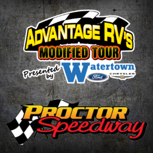 Advantage RV Modified Tour at Proctor Speedway Round #6