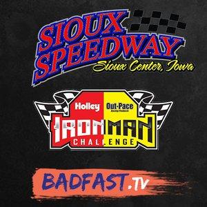 Sioux Speedway USRA Iron Man Challenge plus LMSS Touring Series - Replay