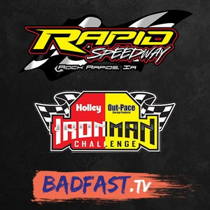 Rapid Speedway, Iron Man Challenge plus weekly racing - Replay