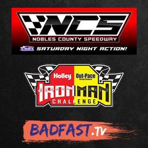 Nobles County Speedway USRA Iron Man Challenge, plus Miniakota Mini Sprints - Replay