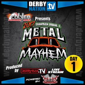 2017 Metal Mayhem - Day 1 - Replay