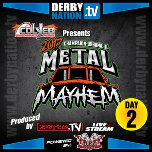 2017 Metal Mayhem - Day 2 - Replay