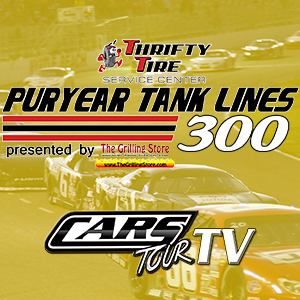 Thrifty Tire Center / Puryear Tank Lines 300 presented by the Grilling Store